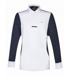 Men competition shirt opalite