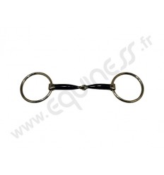 Jointed snaffle